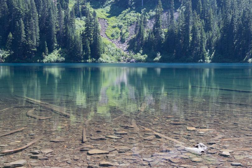 Annette Lake Alpine