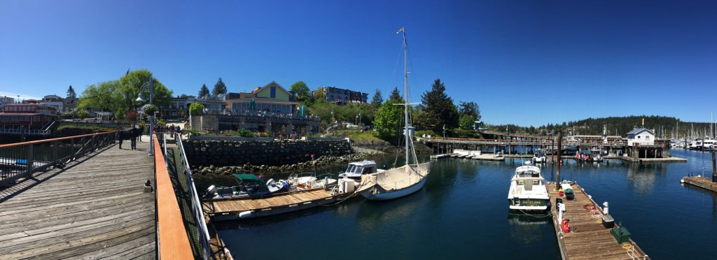 A few weeks late but this was a very nice day in Friday Harbor