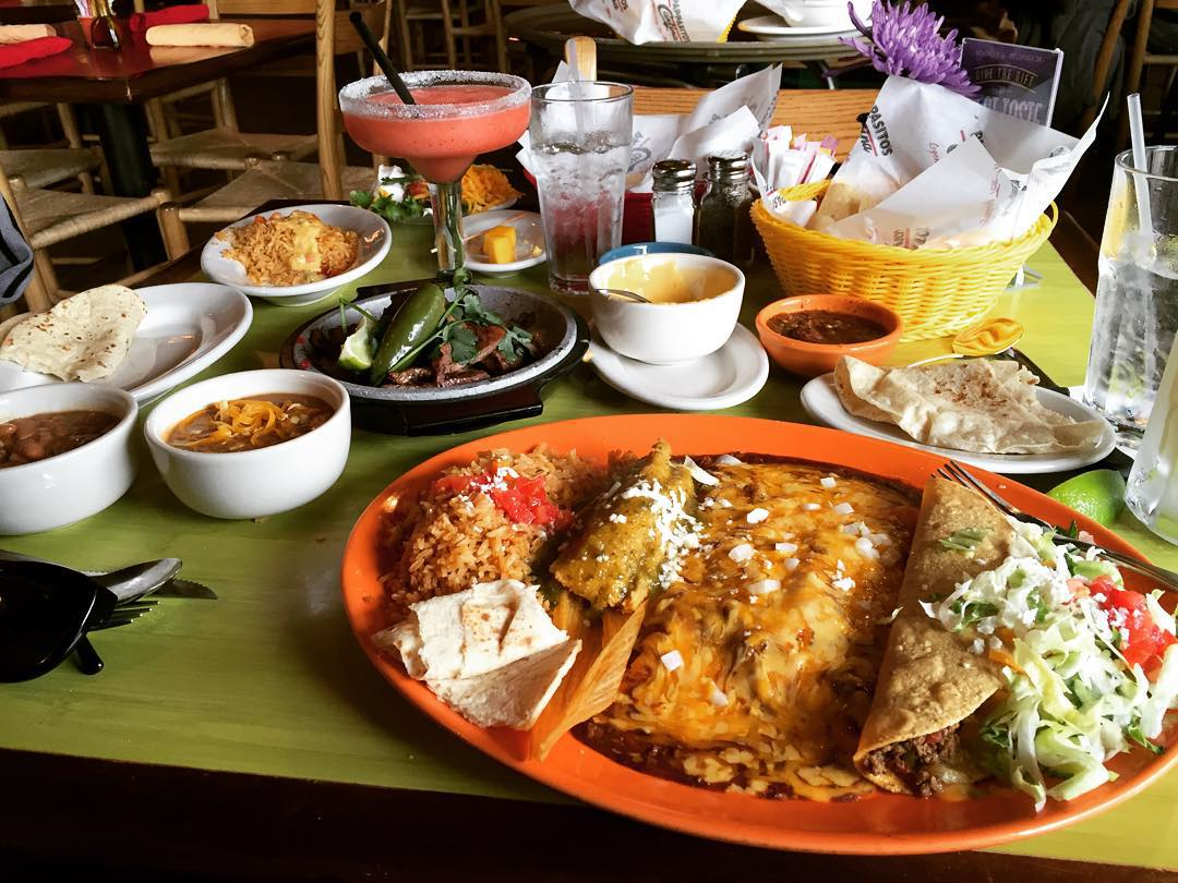 Thankful for last pre-thanksgiving thanksgiving tex mex