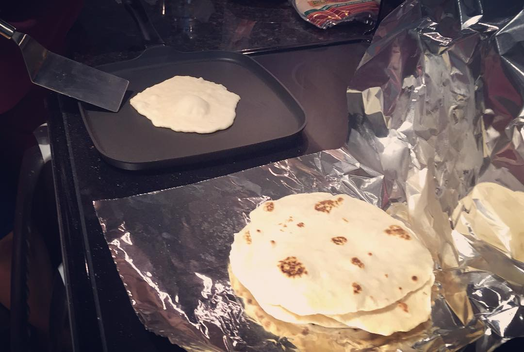 Leveled up today. Gained the skill Flour Tortillas From Scratch. +1 cooking skill. Achievement unlocked.