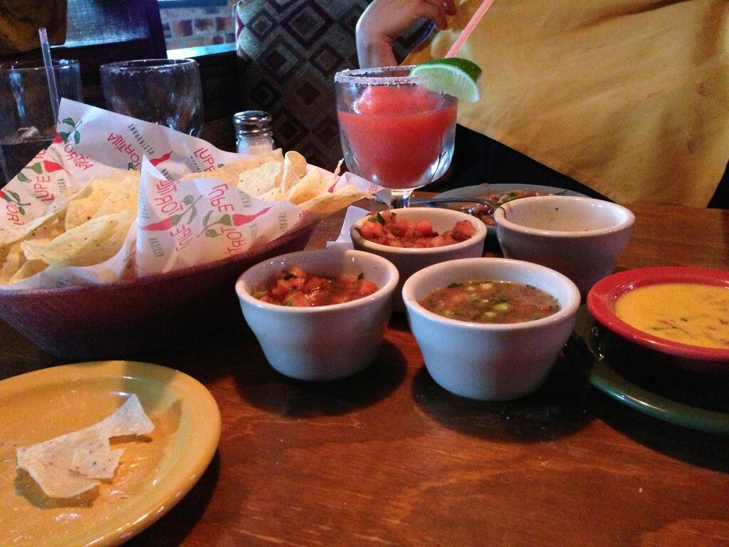 Proper tex-mex is needed to wash away the mediocrity of La Fiesta