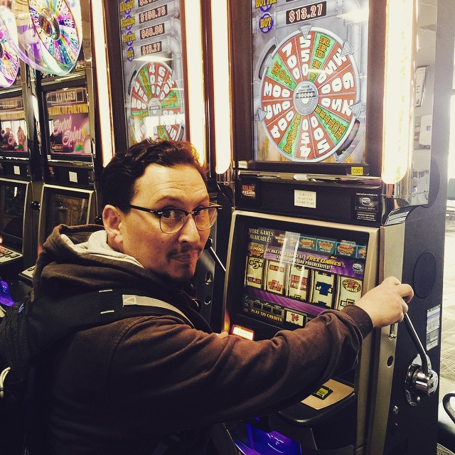 Penny slots ... Ah Nevada.